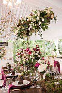 Jardin Del Sol Garden Wedding (Snohomish, WA)
