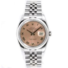 Rolex Mens New Style Heavy Band Stainless Steel Datejust Model 116234 Jubilee Band 18K White Gold Fluted Bezel Salmon Roman Dial: http://watches.cybermarket24.com/rolex-mens-new-style-heavy-band-stainless-steel-datejust-model-116234-jubilee-band-18k-white-gold-fluted-bezel-salmon-roman-dial/