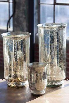 Vintage Fragment: Faux Mercury Glass Tutorial