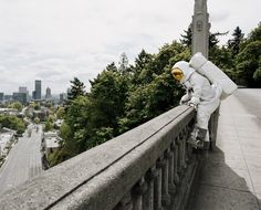 Astronaut Suicides: Photo Series by Neil DaCosta