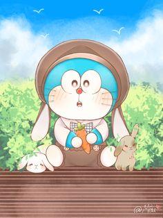 Cute Cartoon Images, Cute Images, Childhood Memories Quotes, Vanellope Y Ralph, Cool Pencil Drawings, Krishna Drawing, Funny Rabbit, Doraemon Cartoon, Doraemon Wallpapers