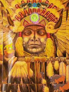 3d Street Art, Lucky Man, My Roots, Harley Quinn, Nativity, Native American, Spirit, King, Wallpaper