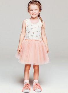 Billieblush Dress with Liberty Print and Tutu Bottom @ Hello Alyss