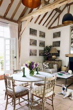 Not your typical English cottage