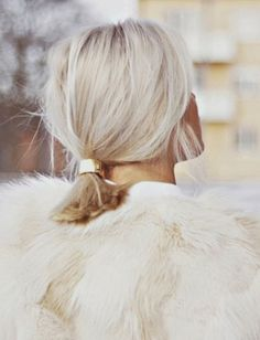 Diary of a Yummy Mummy: If You Are Considering Platinum Blonde Hair...