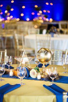 The 5th Big Fake Wedding Charleston Starry Night Theme