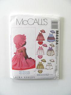 New Sewing Pattern Infants Baby Girls Dress Romper by FancyCuts