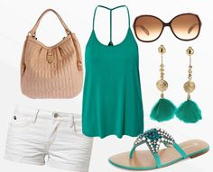 Summer outfit jayla
