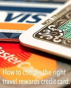 credit card rewards guide