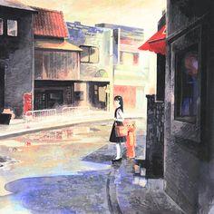 Kumaori - 雨上がりは昼下がり