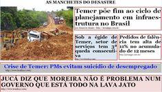 """Além d'Arena: Tributo aos idiotas do """"Fora Dilma!"""" XVI"""
