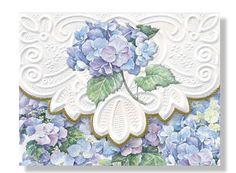Carol Wilson Hydrangeas Note Card Portfolio