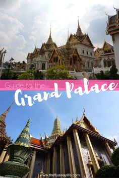 The Grand Palace is Thailand's most visited landmark for a reason! The complex is stunning with it's many statues and gold facades. This guide to the Grand Palace will help you make the most of your visit!