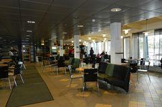 Cafe Crone. Kronoby flygstation. Ilmailupäivä KOK