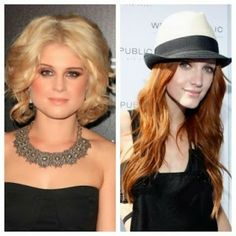 Spring 2014 Hair Changes - Color