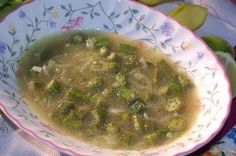 Great Kumkum (cassava flower) and Okra soup - African Cooking and Recipes, ,