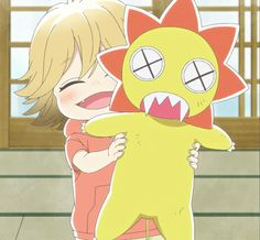 Poco and Gaogao-chan - Poco's Udon World Manga Anime, All Anime, Me Me Me Anime, Anime Art, Nogame No Life, Amaama To Inazuma, World Icon, Barakamon, Anime Family