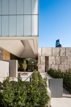can't wait to see it! The Barnes Foundation Building / Tod Williams + Billie Tsien