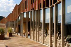 ¿Qué opinan del diseño de este hotel?   #Exteriores #Decks #Arquitectura #Diseño