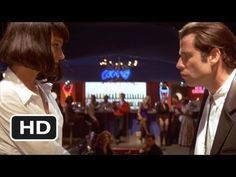 Dancing at Jack Rabbit Slim's - Pulp Fiction (5/12) Movie CLIP (1994) HD  One of my all time favourite films