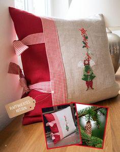 Stick- & Nähbuch Meine liebsten Weihnachtsideen