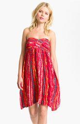 Laundry by Shelli Segal Print Dress