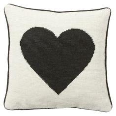 The Emily + Meritt Icon Needlepoint Pillow | PBteen