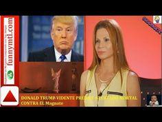DONALD TRUMP VIDENTE PREDICE ATENTADO MORTAL CONTRA EL Magnate (FUNNYMTL)