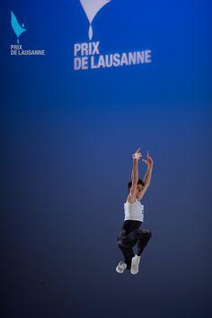 Photo: Gregory Batardon / © Prix de Lausanne 2013