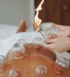 """""""An ahhmazing way to nurture your nature is with acupuncture+cupping. Holistic Medicine, Holistic Wellness, Herbal Medicine, Reiki, Massage Logo, Cupping Therapy, Craniosacral Therapy, Cupping Massage, Massage Benefits"""