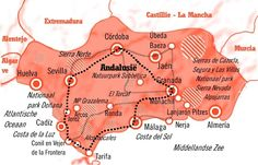 Sierra Nevada, Murcia, Nerja, Granada, Places To Go, Tours, Portugal, Holiday, Campers