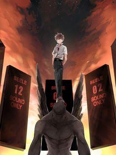 #Evangelion #Kaworu