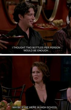 Will And Grace - loved this show! But mostly loved Karen and Jack. Tv Show Quotes, Movie Quotes, Funny Quotes, Sarcastic Quotes, Movies Showing, Movies And Tv Shows, Karen Walker Quotes, Anastasia Beaverhausen, Grace Quotes