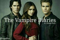 Vampire Diaries, My Love, Movies, Movie Posters, The Vampire Diaries, Films, Film Poster, Cinema, Movie