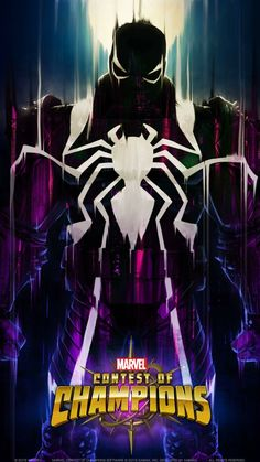 Agent Venom in Marvel Contest of Champions - Visit to grab an amazing super hero shirt now on sale! Agent Venom Marvel, Marvel Vs, Marvel Heroes, Venom Comics, Venom Wallpaper, Marvel Wallpaper, Marvel Comic Character, Marvel Characters, Superhero Villains