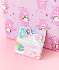 Care Bears x Pusheen Kawaii Planner, Artist Pencils, Notes Design, Kawaii Stationery, Care Bears, Sticky Notes, Doll Accessories, Kawaii Anime, School Supplies