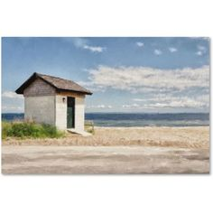Trademark Fine Art Greenwich Point Canvas Art by Lois Bryan, Size: 16 x 24, Multicolor