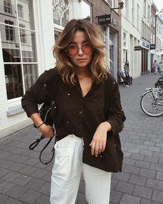 "4,098 Beğenme, 134 Yorum - Instagram'da Benthe Marlene Mey Liem (@bentheliem): ""Sunny Amsterdam ✨ #brandymelville #levis #asos #gucci #rayban"""