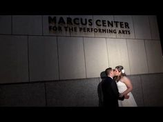 Cinematic Wedding Video at Marcus Center (PAC) in Milwaukee