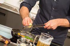 Blick hinter die Kulissen der Sendungsaufzeichnung 9/20 Backdrops, Cooking