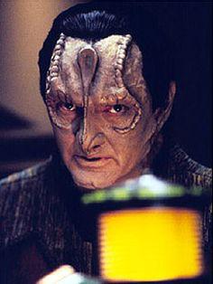 Garak - A Simple Tailor.  Ha! (Star Trek Deep Space Nine)