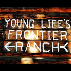 Young Life's Frontier Ranch