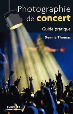 Photographie de concert de J. Dennis Thomas