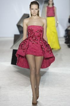 Giambattista Valli  The Spring Summer 2014 Haute Couture collection