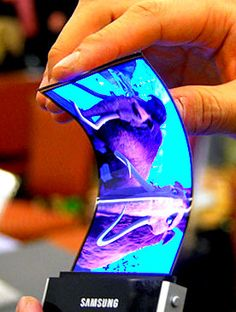 Samsung Galaxy S4 And Flexible Amoled Screen