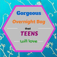 Overnight Bag for Girls