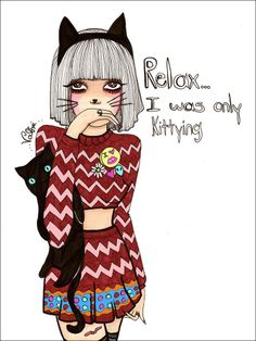 Love this one by Valfre probably because a cat was included x