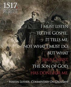 Martin Luther November 1483 – 18 February was a German monk, priest, professor of theology and iconic figure of the Protestant Reformation. Reformation Day, Protestant Reformation, Christian Faith, Christian Quotes, Bible Quotes, Bible Verses, Scriptures, Biblical Verses, Martin Luther Quotes