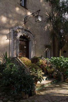 Villa Cimbrone, Ravello, Italy- where we had our dream wedding :)