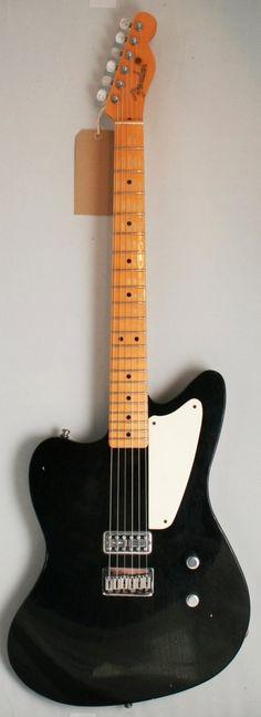 Fender Custom Shop Limited Edition Relic La Cabronita 'Boracha' Jazzmaster